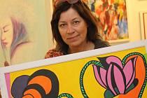 Výstava prací amatérských umělců Made in Mikulov. Ilustrační foto.