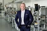 František Řezáč, předseda představenstva Gumotexu. Společnost z Břeclavi je největší výrobce gumotextilních nafukovacích lodí na světě.