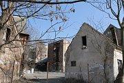 Vranův mlýn stojí v centru Břeclavi.