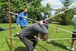 Den plný skvělé zábavy připravily dětem v mateřské a základní škole Břeclav jejich učitelky.
