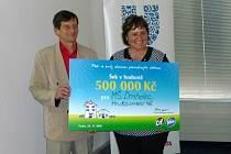 Drnholecká školka získala v soutěži půl milionu.