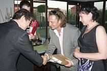 Setkání představitelů Mikulova s jejich protějšky z japonského vinařského města Shiojiri.