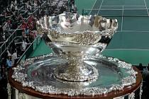 V Břeclavi jsou k vidění nejcennější tenisová trofeje, monumentální Davis Cup i menší Fed Cup.