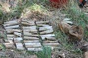Pyrotechnici pokračují v prohledávání Bořího lesa mezi Valticemi a Břeclaví. Brzy mají dokončit druhou etapu průzkumu. Zatím našli asi tři sta kusů munice.