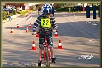 Velkopavlovičtí školáci měřili síly na kolech.