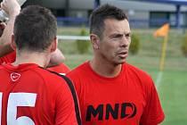 Vladimír Malár má za sebou už první trenérské zkušenosti.