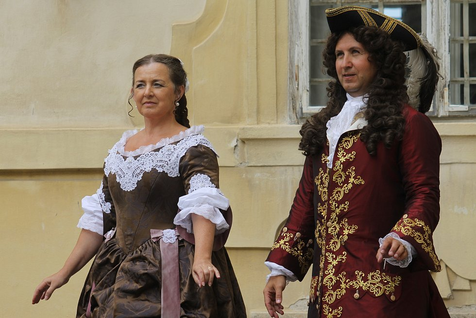 Valtický zámek ožil již potřetí barokní slavností Feste Teatrale.