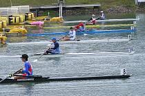 Břeclavští veslaři na mistrovství republiky zabodovali.