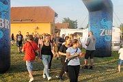 Na zahájení turistické sezóny v Pasohlávkách v kempu Merkur přišly až tisíce návštěvíků.