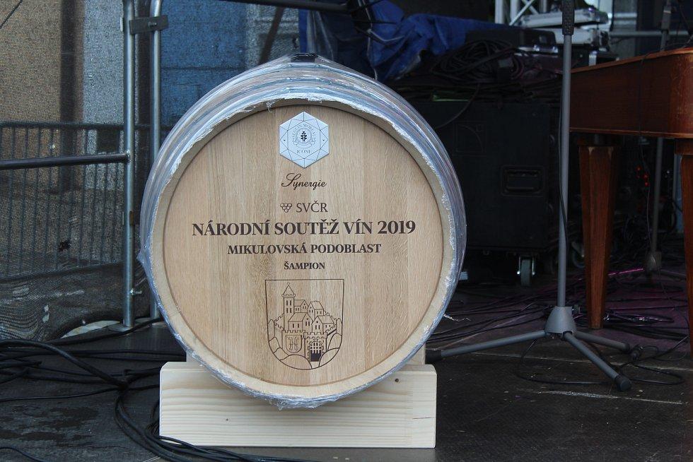 Pálavské vinobraní 2019.