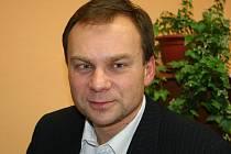 Tajemník břeclavského městského úřadu Zdeněk Opálka.