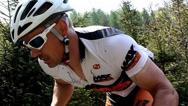Zdeněk Mlynář vyhrál Škoda Bike Maraton ve všech čtyřech dosavadních ročnících.