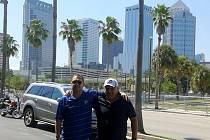Kouč břeclavských Lvů absolvoval hokejový kemp na Floridě.