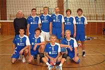 Volejbalisté Tatranu Poštorná mužstvo hodně omladili.