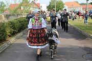 V Jevišovce oslavili tradiční chorvatské hody. S kozlem