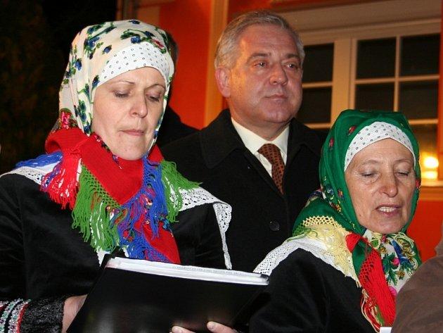 Chorvatský dům otevřel chorvatský premiér.