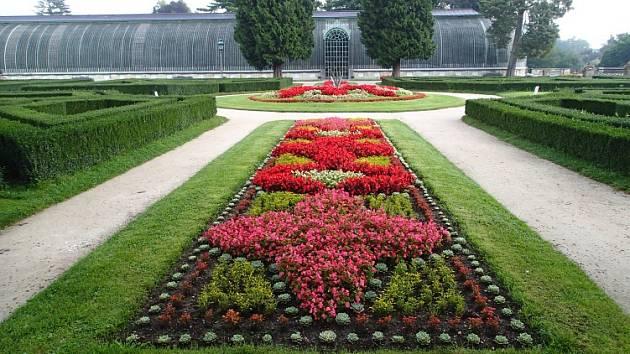Lyčka odtajní historii zámeckých zahrad LVA