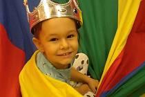 Na oslavu narozenin v mateřské škole všechny děti dlouho vzpomínají. FOTO: Archiv školy