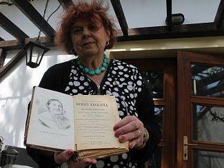 Mikulovanka Jitka Plesz sbírá už od mládí různé recepty a kuchařky. Má doma i tu od Magdaleny Dobromily Rettigové.