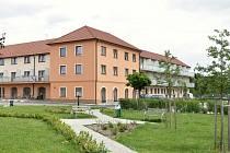 Budova Domu pro seniory ve Vranovicích zabojuje o umístění v soutěži Stavba roku 2014.
