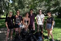 Nejsem prase, dobrovolníci se vydají na úklid přírody