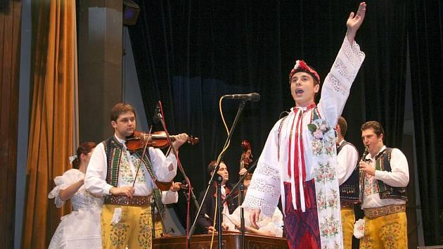 Benefiční koncert nazvaný Krtek vás má rád.