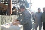 V Hustopečích oslavili masopust. Zúčastnily se jej stovky lidí. Nechyběla ani zabijačková polévka, jitrnice či průvod masek.