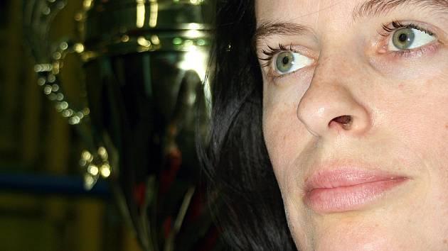 Manažerka Linda Ivanová.