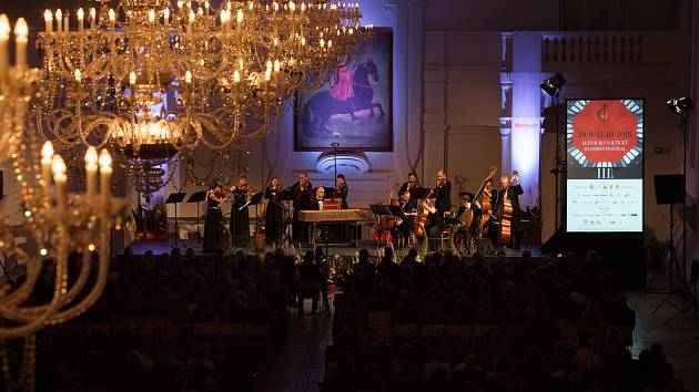 O víkendu začíná Lednicko valtický hudební festival. Během čtrnácti dnů nabídne posluchačům osm koncertů špičkových hudebníků i pěvců.