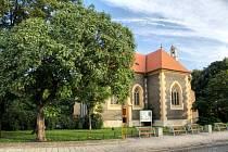 Kaple svatého Cyrila a Metoděje v Břeclavi.