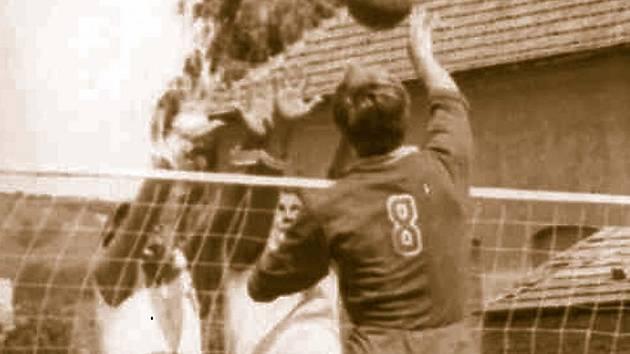 volejbal v Kobylí
