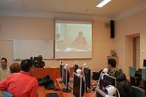 Břeclavská obchodní akademie hostila deset studentů a jejich učitelů z partnerské ekonomické školy z Arandjelovace v Srbsku.