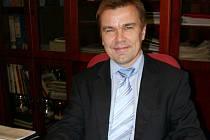 Starosta Valtic Pavel Trojan.