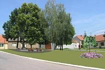 Obec začíná s unikátním plánem zazelenění vesnice, na který má už několik let vypracovaný podrobný projekt.