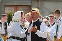 Po dlouhé přestávce se v Moravském Žižkově rozhodli uspořádat slavnostní setkání bývalých žižkovských stárků a stárek.