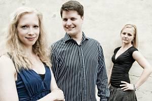 Členové souboru Eben Trio vydali nové CD vážné hudby.