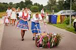 Chasa v Jevišovce oslavila tradiční krojované hody.