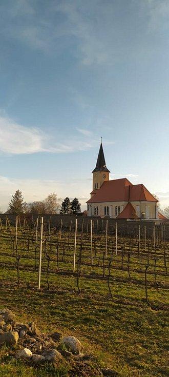 Vinařská oblast  oplývá celou řadou památek.