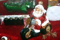 Návštěvníci v prvním patře muzea uvidí vánoční ozdoby z různých koutů světa