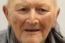 Policie pátrá po devětasedmdesátiletém důchodci Františkovi D. z Bořetic.
