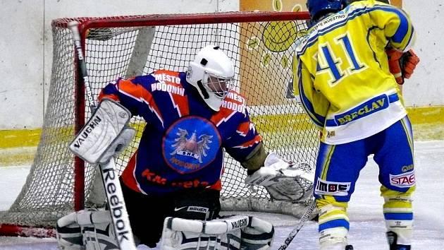 Hokejové souboje Břeclavi a Hodonína jsou vždy velmi vypjaté. Na ledě i v hledišti.