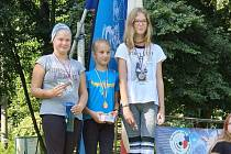 Lukostřelci z Duhovky uspěli na mistrovství republiky