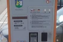 V Břeclavi zaplatí řidiči na některých parkovištích už i kartou
