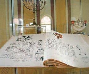 Židovské památky.
