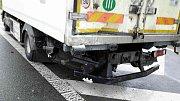 Smrtelná nehoda na sjezdu z D2 u Břeclavi.