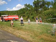 Sbor dobrovolných hasičů z Boleradic.