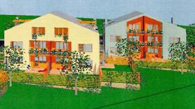 projektované domy