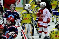 Mladí hokejisté - ilustrační fotografie.