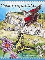Nejkrásnější česká poštovní známka roku 2010.