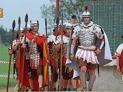 Římští vojáci. Ilustrační foto.